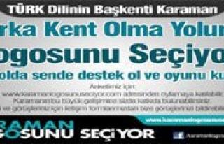"""Türk Dilinin Baskenti Karaman """"Marka Kent """" Olma..."""