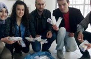 Karaman'da Genç Dönüsüm Projesi Devam Ediyor...