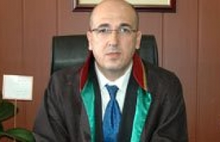 Karaman Baro Baskani Yilmaz'dan Taziye Mesaji