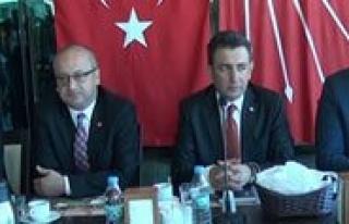 Ünver: CHP'yi Karaman'da Eski Günlerine Kavusturacagiz...