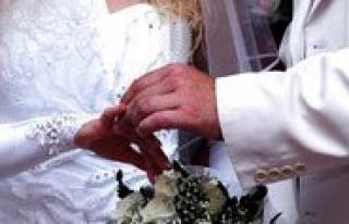 2014 Yilinda Karaman'da Bin 927 Kisi Evlendi. 482'si...