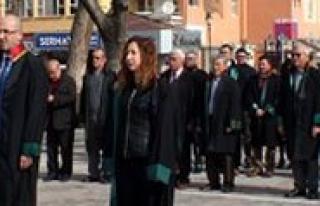 Baro, Avukatlar Gününü Buruk Kutladi