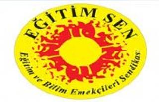 EGITIM-SEN: Acimiz Büyük, Öfkemiz De!