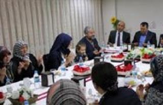 Emniyet Teskilati Sehit Polis Ailelerini Unutmadi