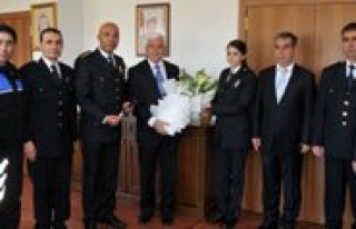 Türk Polis Teskilati 170 Yasinda