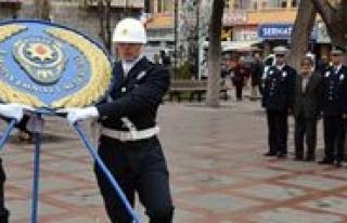 Türk Polis Teskilati'nin 170. Kurulus Yildönümü...