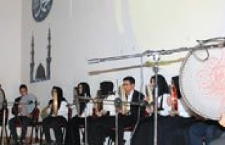 Gençlik Merkezinden Muhtesem Kutlu Dogum Haftasi...