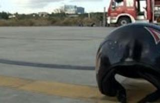Karaman'da Motosiklet Dere Yatagina Uçtu: 1 Ölü...