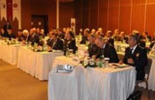 Seçim Güvenligi Bölge Toplantisi Konya'da Yapildi...