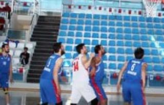 Üniversitelerarasi Basketbol Müsabakalari Basladi...