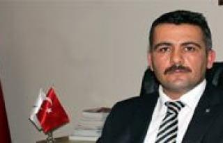 TKKDK Il Koordinatörlügüne Bozkurt Atandi