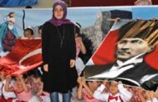 Ilimizde 23 Nisan Ulusal Egemenlik Çocuk Bayrami...
