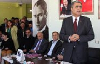Ak Partili Adaylar Ayranci Ve Kâzimkarabekir'deydi