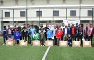 Karaman Belediyesi'nden Amatör Kulüplere Destek