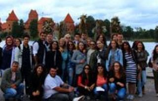 KOP Bölgesi Gençlerine Avrupa'da Staji Imkâni...