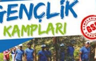 Gençlik Kamplari Macerasi Basliyor