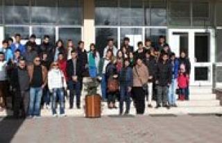 Hatuniye Mesleki Ve Teknik Anadolu Lisesi Ögrencileri...