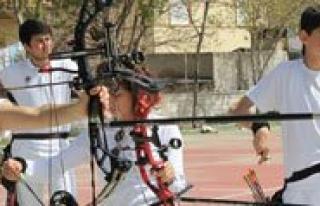 Gelecegin Okçulari Karaman'da Yetisiyor
