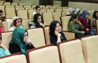 KMÜ'de Lösemiye Karsi Bilinçlendirme Konferansi...