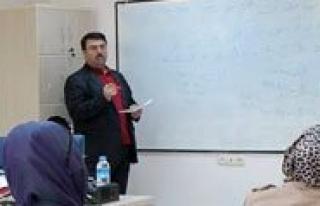 Karaman'da Osmanli Türkçesi Kursu Yogun Ilgi Görüyor...