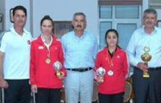 Sampiyon Sporculardan Duru Bulgur'a Ziyaret