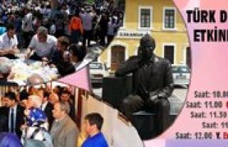 Türk Dil Bayrami Etkinlikleri Devam Ediyor