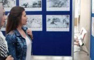 KMÜ'de Ermeni Katliami Sergisi