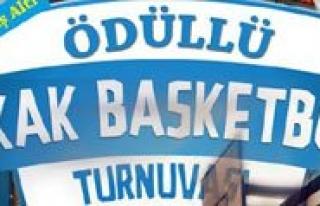 Karaman'da Sokak Basketbolu Heyecani Basliyor