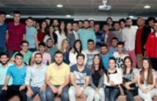 Konyasporlu Futbolcular KMÜ'de