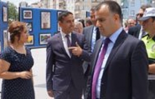 "Yunuskent Anadolu Lisesi'nden ""Son Dokunus"""
