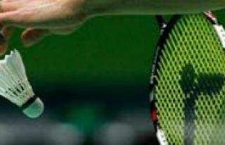 Türkiye Küçükler Badminton Sampiyonasi Finali...