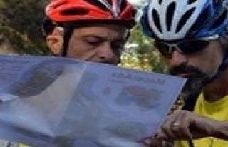 Oryantiring Türkiye Sampiyonasi Finali Karaman'da...