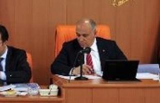 Belediye Meclisi Haziran Ayinin Ilk Toplantisini Yapiyor...