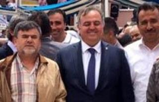 Milletvekili Adayi Seker: `Esnafa Sahip Çikmak Halka...