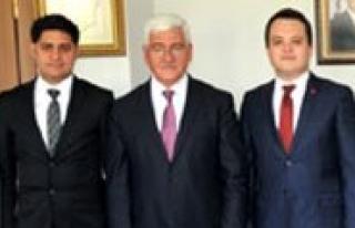 "TYDTA Baskani Ermut: ""Karaman'a Istihdam Saglayacak..."