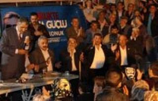 """Recep Konuk, """"Ortak Hedef AK Parti"""""""