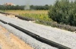 Çift Hat Hizli Tren Yol Çalismalarinda Sona Dogru...