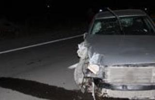 Kazalarda 7 Kisi Yaralandi
