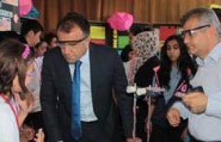 Maresal Mustafa Kemal Ortaokulu TÜBITAK Bilim Fuariyla...