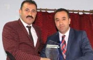 Sube Müdürü Yildiz'dan Hüzünlü Veda