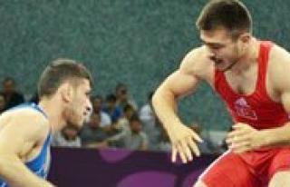 KMÜ'lü Milli Sporculardan Bakü 2015 Oyunlarinda...