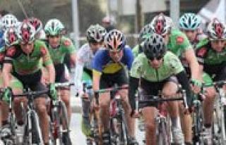 Yol Bisikleti Türkiye Sampiyonasi Karaman'da
