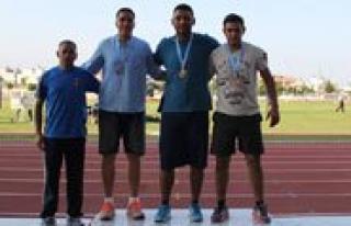 Karamanli Milli Atlet Engel Tanimadi