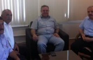 AK Parti Milletvekili Dr. Recep Seker Ziyaretlerine...