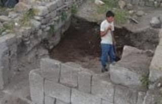 Karaman'da Yeni Bir Inanç Merkezi Gün Yüzüne...