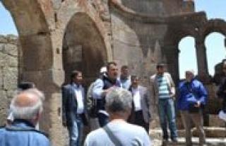 2015'in Ilk 6 Ayinda Karaman'a 89.394 Turist Geldi