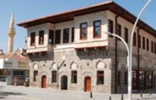 Anadolu'nun Ilk Belediye Binasi Turizm Merkezi Oluyor