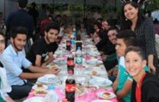 Karaman GHSIM'den Iftar Etkinligi