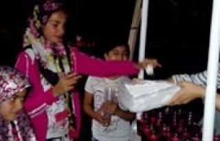 Gençlik Merkez'inde Osmanli Gelenegi Devam Ediyor