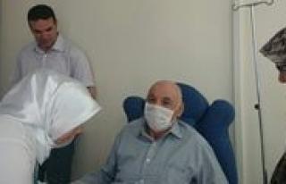 Devlet Hastanesinde Kemoterapi Tedavilerine Baslandi